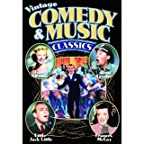 Vintage Comedy & Music Classics: I Surrender Dear (1931) / Little Jack Little Revue (1934) / Styles and Smiles (1938) / Sing for Sweetie (1938) by Lee Sullivan