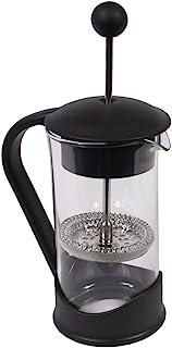 Fransk press singel kaffebryggare av Clever Chef | Liten fransk press perfekt för morgonkaffe | Maximal smak kaffebryggare...
