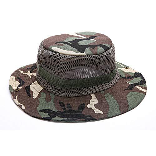 LYX Sombrero de Pescador al Aire Libre, Sombrero de Alpinismo de Pesca