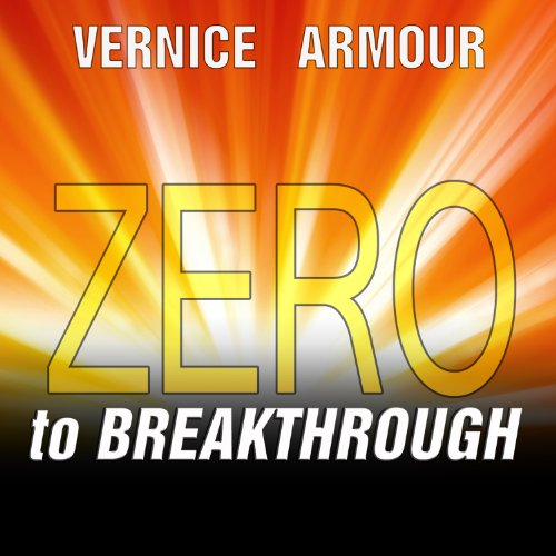 Zero to Breakthrough audiobook cover art