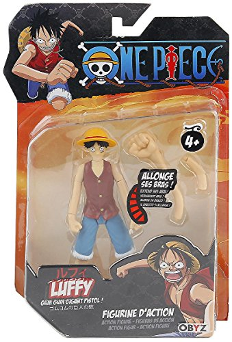 Figurine - One Piece - Action Figure - Luffy 12 cm