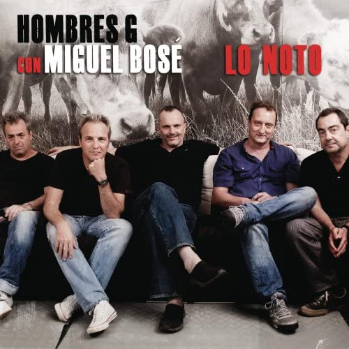 Hombres G feat. Miguel Bose