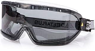 6bd12df6ec Alta Cerrado PC Gafas Antivaho Polvo Industrial A Prueba De Arena Gafas De  Protección Pulido Antideslizante