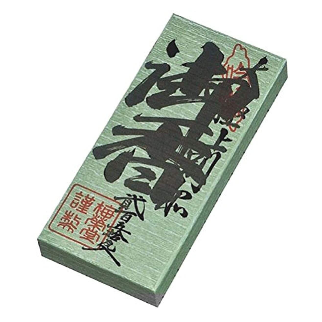 今日促進する等しい特撰超徳印 250g 紙箱入り お焼香 梅栄堂