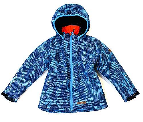 Color Kids. Kinder Softshell-Jacke Thames Air-Flo 8000, 102739-1122, Insignia Blue. Gr.6-116/122