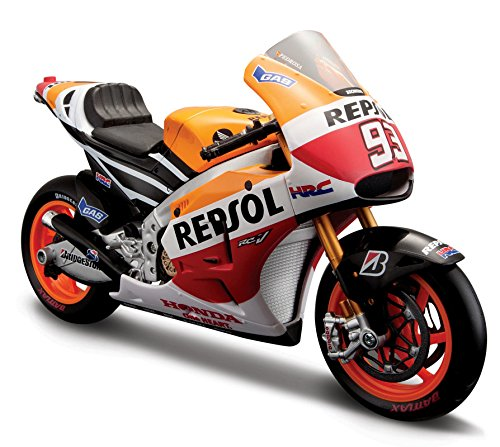 2014 Honda Repsol RC213V Maisto 31406-93, Moto GP 2014, #93