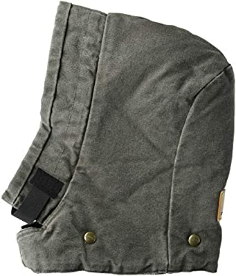 Carhartt Men's A148 Sandstone Arctic Hood - Quilt Lined - One Size Fits All - Gravel by Carhartt