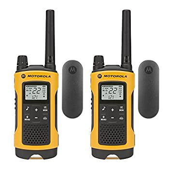 MOTOROLA Talkabout T402 Rechargeable Two-Way Radios  2-Pack