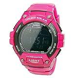 カシオ CASIO タフソーラー メンズ デジタル 腕時計 W-S220C-4B [並行輸入品]