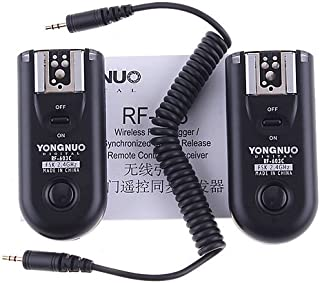 YONGNUO RF-603C Wireless Flash Trigger Remote Control Transceiver for Canon