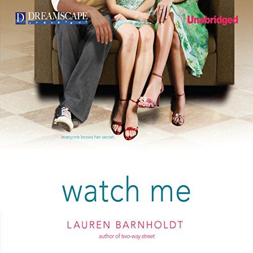 Watch Me audiobook cover art
