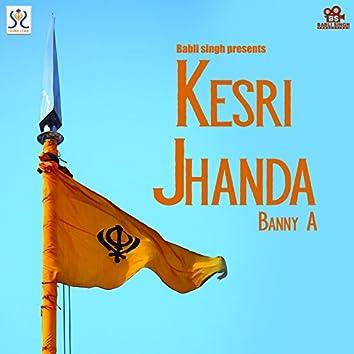Kesri Jhanda