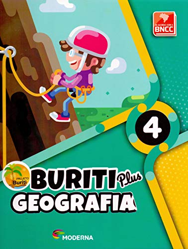 Buriti Plus. Geografia - 4º Ano