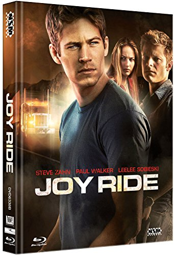 Joy Ride 1 - uncut (Blu-Ray+DVD) auf 500 limitiertes Mediabook Cover B [Limited Collector's Edition] [Limited Edition]