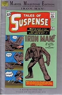 MARVEL MILESTONE EDITION: TALES OF SUSPENSE, VOL 1 #39 (COMIC BOOK): IRON MAN