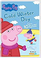 Peppa Pig: Cold Winter Day [DVD] [Import]