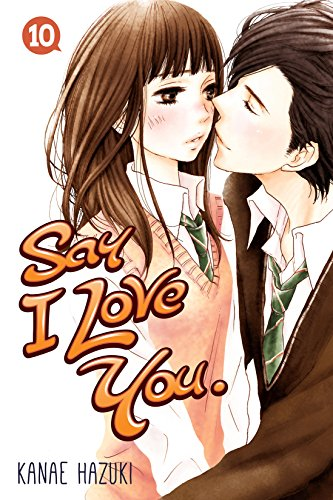 Say I Love You. Vol. 10 (English Edition)