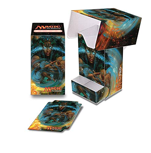 eternal masters Full-View Deck Box with Tray for Magic