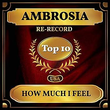 How Much I Feel (Billboard Hot 100 - No 3)