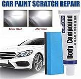 KRY Juego de removedor de raspaduras de Coche Innovador Styling Fix It Body Grinding Compound Paste Set Scratch Paint Care