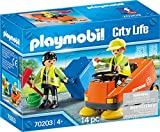 Playmobil 70203 City Life Kehrmaschine