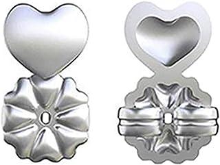Magic Bax Earring Lifters Adjustable Hypoallergenic Earring Lifts Making Fit All Post Earrings Silver As Seen on TV
