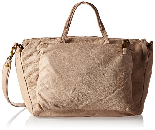 Marc O'Polo Damen 70117420302100 Five Tote, Beige (Sand), One Size