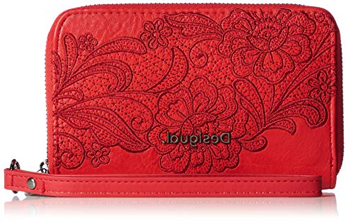 DESIGUAL Geldbörse Wallet 20SAYP57 Mone_Melody_Mini Zip 3092 RED