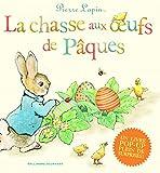 la chasse aux œufs de pâques - beatrix potter - les livres animés de pierre lapin - de 3 à 5 ans