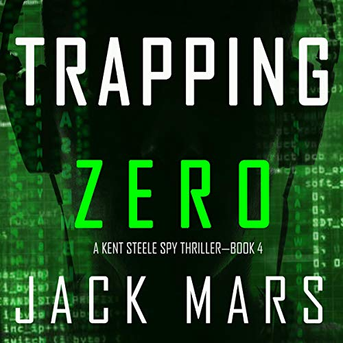 Trapping Zero audiobook cover art