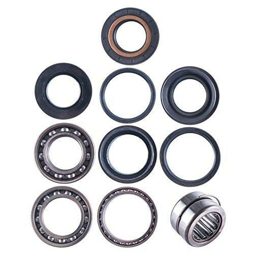 East Lake Axle replacement for Rear differential bearing & seal kit Honda TRX 420 2007 2008 2009 2010 2011-13