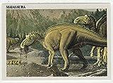 Maiasaura - Dinosaurs: The Mesozoic Era (Trading Card) # 35 - Redstone Marketing 1993 Mint