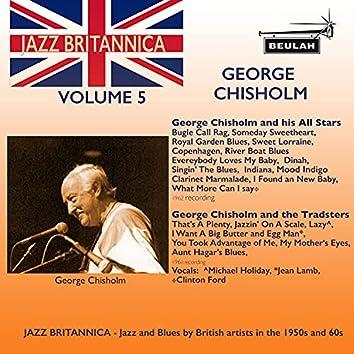 Jazz Britannica Vol. 5: George Chisholm