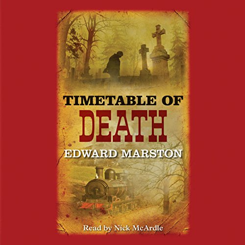 Timetable of Death audiobook cover art