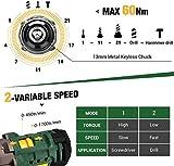 Immagine 1 avvitatore a batteria 18v teccpo