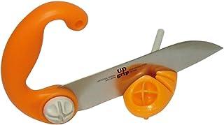 ウカイ利器 自助サポート UDグリップ包丁 UC-4500 オレンジ