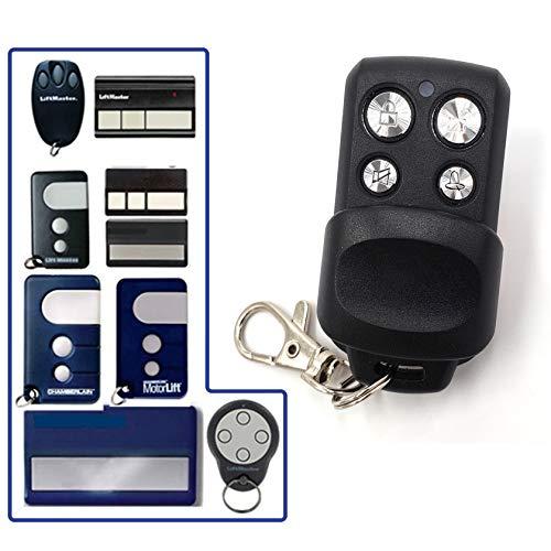 Handsender für Garagentor-Handsender-Fernbedienung Handsender für Chamberlain LiftMaster 94335E 84335E, kompatibel mit LiftMaster-Fernbedienungsnummer mit'9433' und'8433', 433,92 MHz (1 STÜCK)