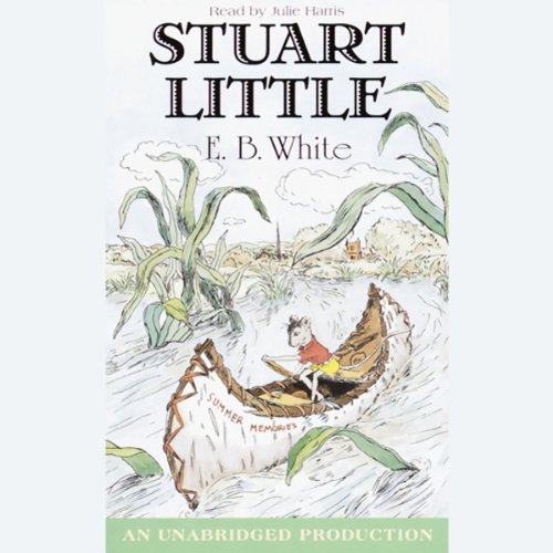 Stuart Little audiobook cover art