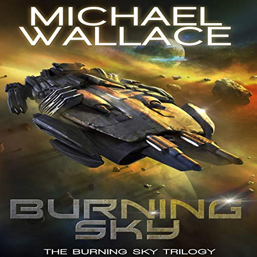 Burning Sky cover art