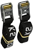 Secures your cooler wherever you need Heavyweight embroidered polypro strap for security Low friction, easy to operate Rollercam buckle Low-profile, stainless steel mounting hardware