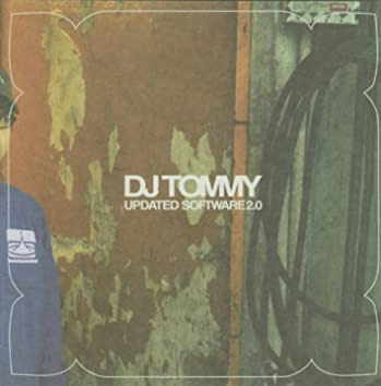 DJ Tommy Updated Software 2.0 (With Bonus DVD)