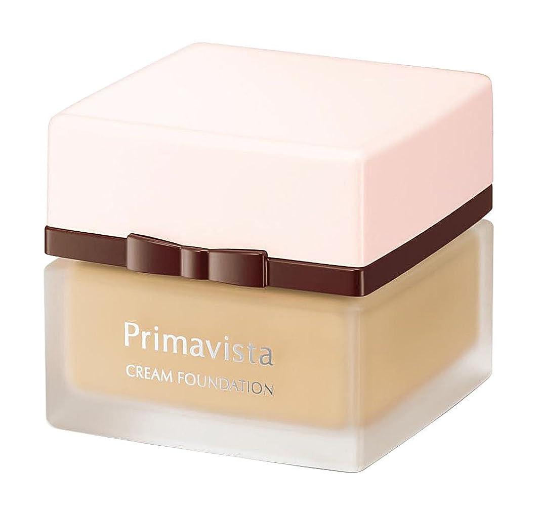 化粧極めてレンディションプリマヴィスタ クリームファンデーション オークル05 SPF15 PA++ 30g