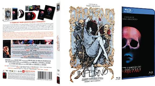Mansão do Inferno - Dario Argento Blu-ray