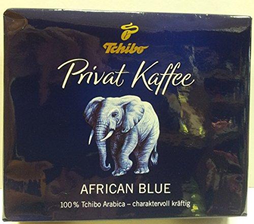 Tchibo Privat Kaffee African Blue 2x250g