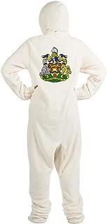 CafePress - Maidstone United Onesie - Novelty Footed Pajamas, Funny Adult One-Piece PJ Sleepwear