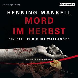 Mord im Herbst cover art