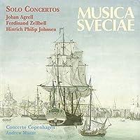Agrell/Zellbell/Johnsen: Concertos (1994-01-01)