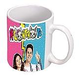 CREATIVITYSTAR Tazza Mug Personalizzata con Foto, Logo, Testo o Immagini