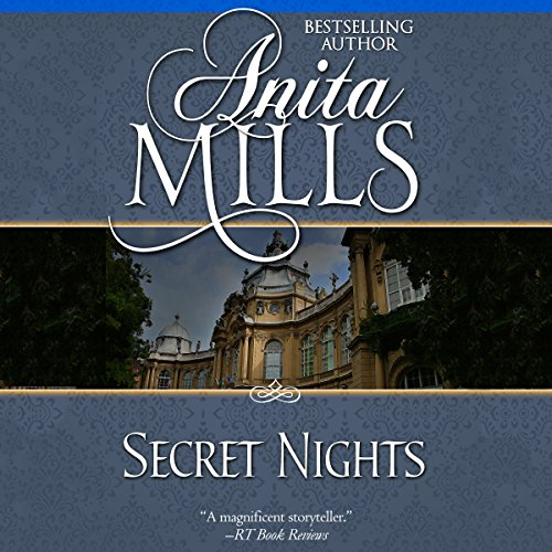 Secret Nights audiobook cover art