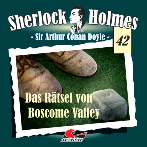 Das Rätsel von Boscombe Valley audiobook cover art